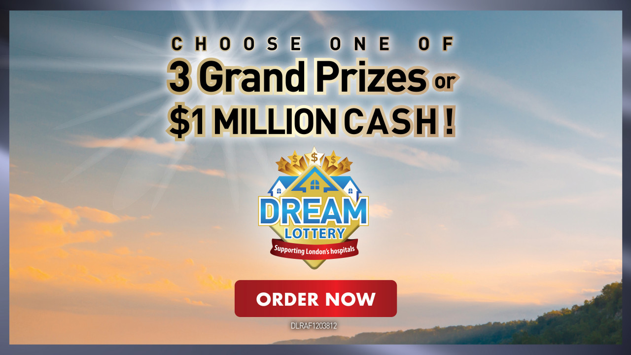 Dream Lottery order tickets now!