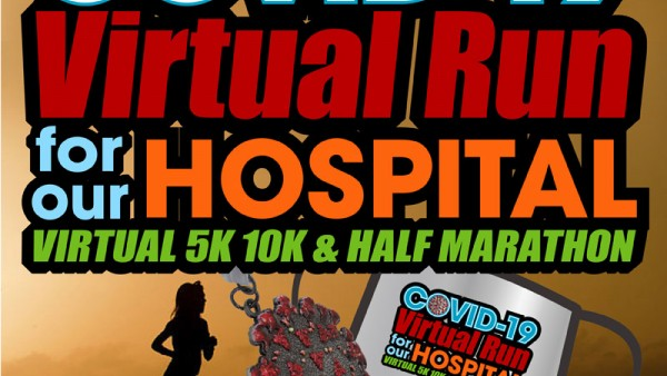 COVID-19 Virtual Run for Our Hospital